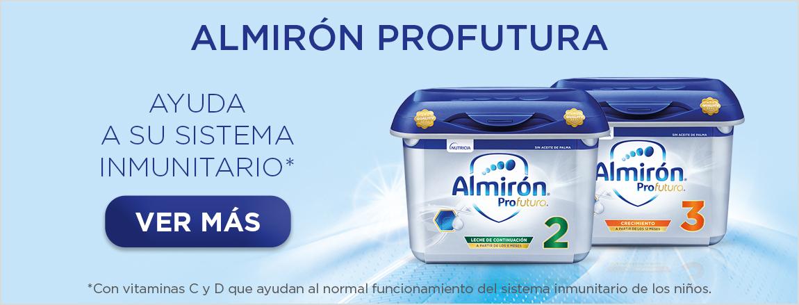 Almirón ProFutura Premio