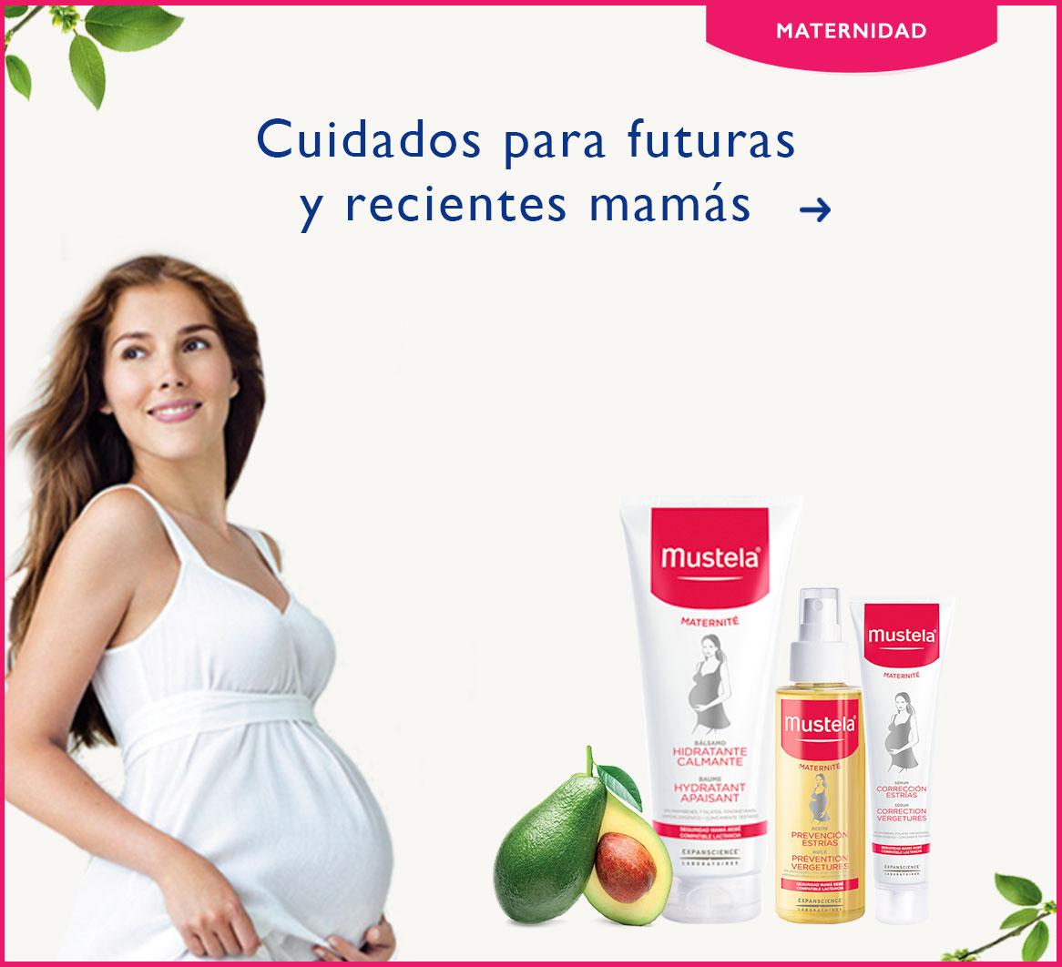 Madres y futuras madres