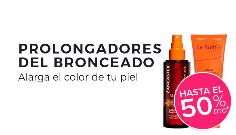 Prolongar Bronceo