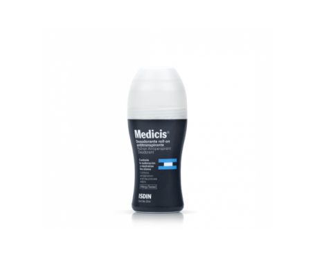 Medicis® desodorante roll on 50ml