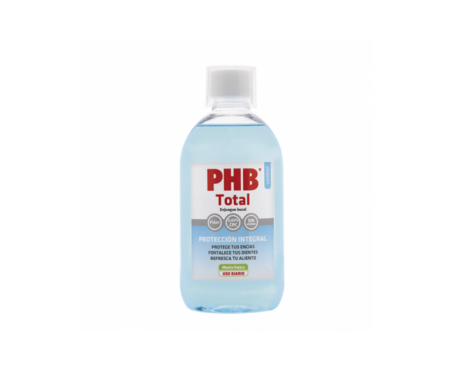 PHB Total enjuague bucal 300ml