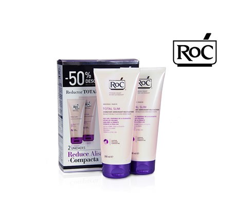 ROC® reductor multiacción hidratante 200ml+200ml