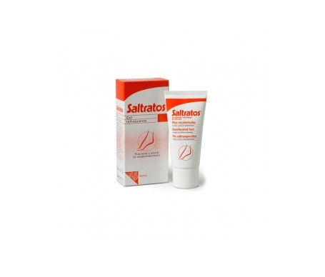 Saltratos gel refrescante pies 50 ml