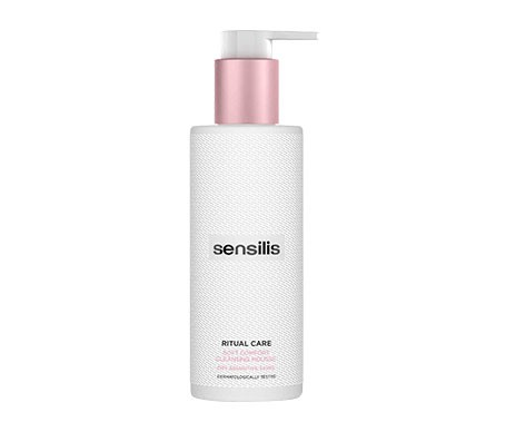 Sensilis Ritual Care mousse limpiadora confort 175ml