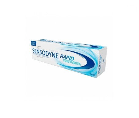 Sensodyne® Rapid pasta dental 75ml