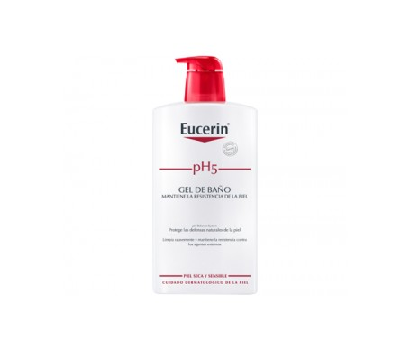 Eucerin® gel de baño pH5 1l