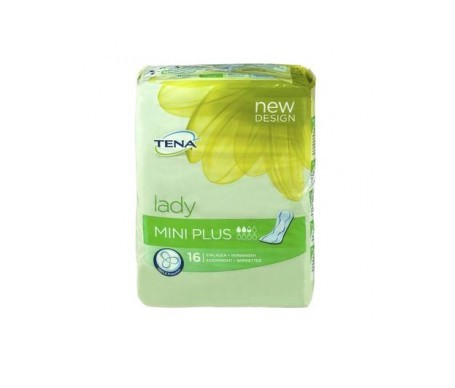 Tena Lady Mini Plus 16uds