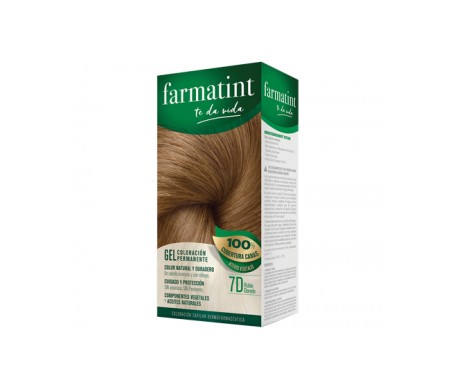 Farmatint 7D rubio dorado 60ml