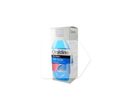 Oraldine colutorio anti caries 400ml