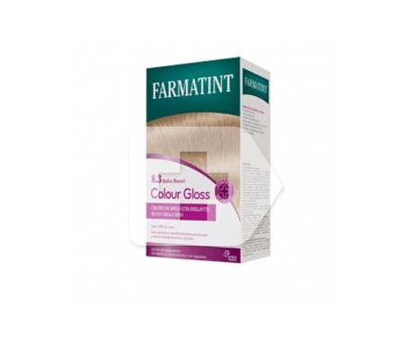 Farmatint Colour Gloss 8.3 rubio biscuit 160ml