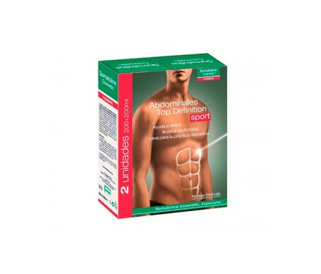 Somatoline® Hombre Abdominales Top Definition 200ml+200ml