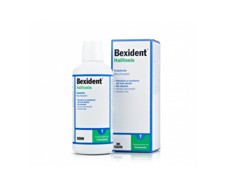 Bexident® halitosis colutorio 500ml