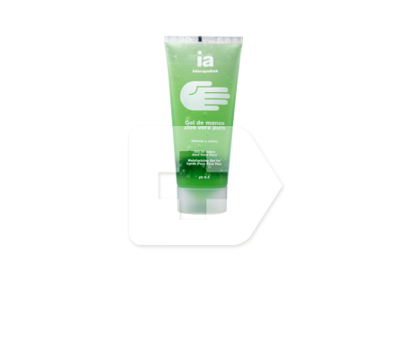 Interapothek crema de manos aloe vera 100ml