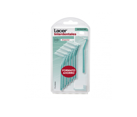 Lacer Interdental angular extrafino 6uds