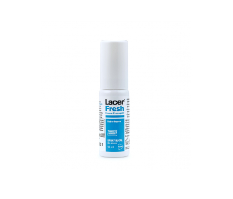 Lacerfresh spray 15ml