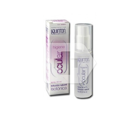 Quinton acción ocular spray 20ml