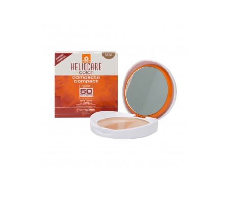 Heliocare Color Compacto SPF50+ brown 10g