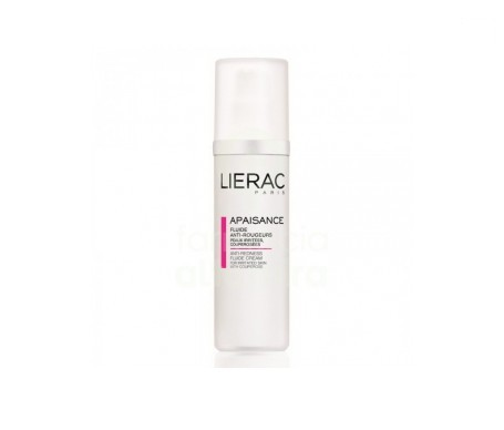Lierac Apaisance Couperosis fluido antirojeces 40ml