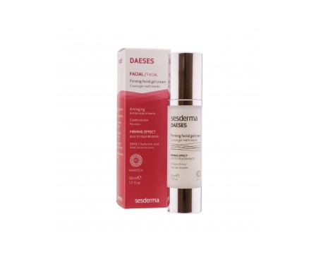 Daeses crema gel reafirmante facial 50ml