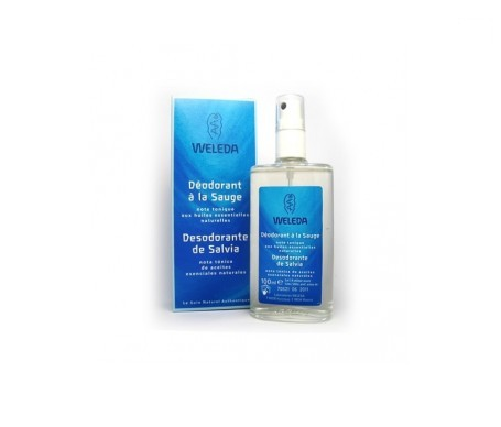 Weleda desodorante de salvia spray 100ml