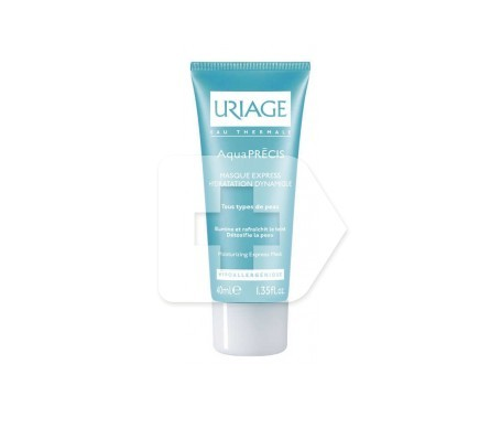 Uriage Aquaprecis mascarilla facial hidratante 40ml