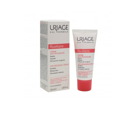 Uriage Roséliane crema antirojeces pieles sensibles 40ml
