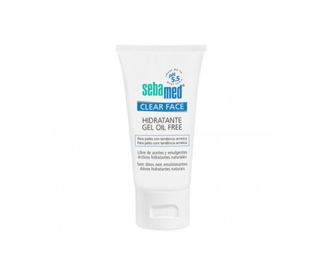 Sebamed® Clear face gel hidratante oil free 50ml