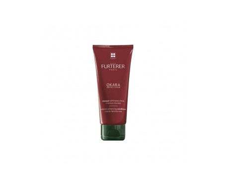 René Furterer Okara mascarilla sublimadora del brillo 100ml