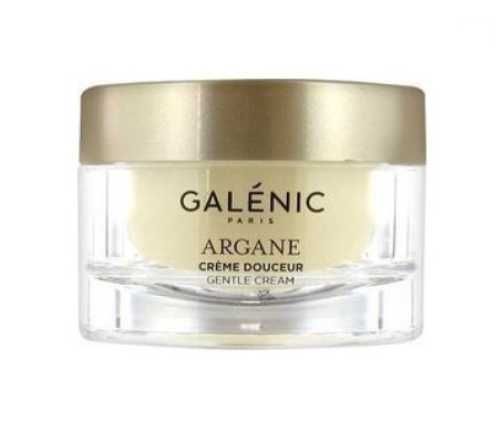 Galénic Argane Gentle Cream piel seca 50ml