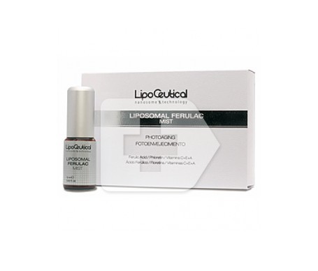 Lipoceutical Liposomal Ferulac Mist spray 12ml