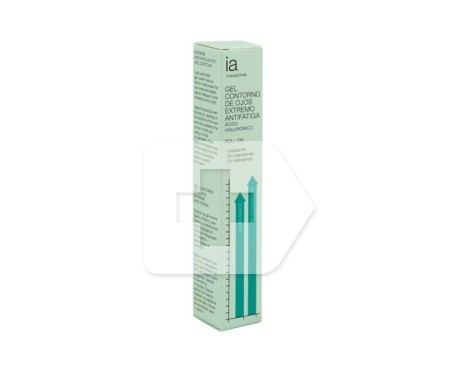 Interapothek gel contorno de ojos antifatiga roll on 15 ml