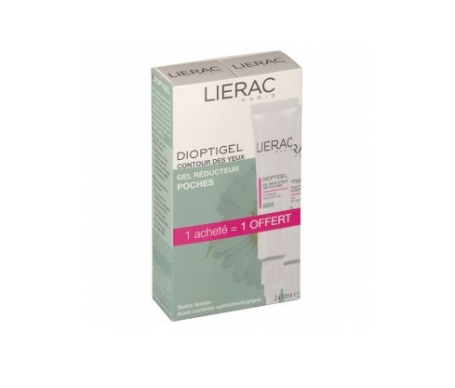 Lierac Dioptigel crema anti-bolsas 10ml