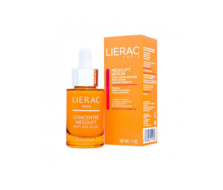 Lierac Mesolift Concentrado sérum 30ml