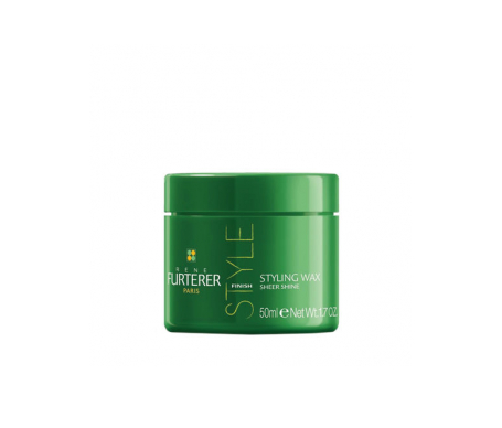 René Furterer Style Finish cera vegetal brillo luminoso 50ml