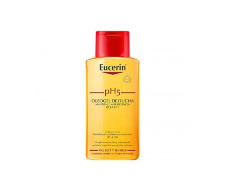 Eucerin Oleogel de ducha pH5 200ml