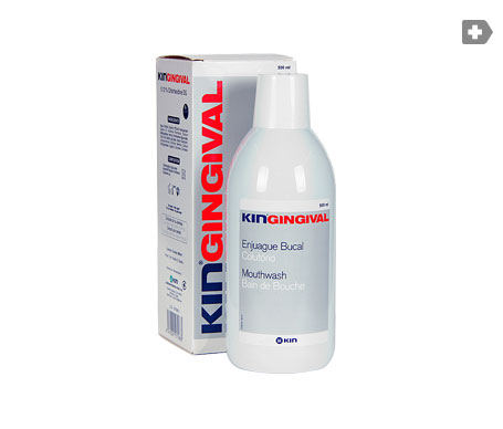 Kin gingival enjuage 500ml