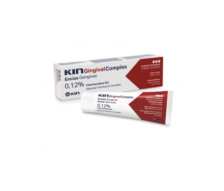 Kin gingival pasta dentífrica 75ml