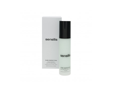 Sensilis Pure Perfection fluido matificante SPF10+ 50ml