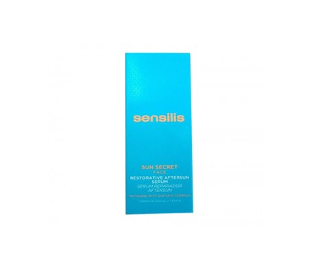 Sensilis Sun Secret aftersun gotas antiarrugas 50ml