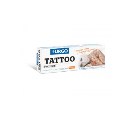 Urgo Tattoo Protect crema 70ml