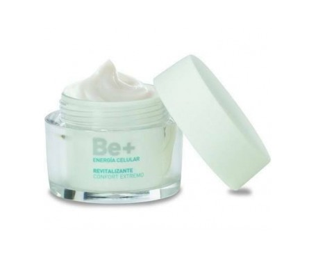Be+ crema revitalizante hidratación facial duradera 50ml