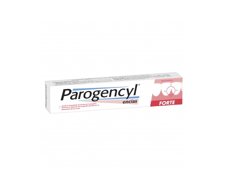 Parogencyl Forte pasta dental 75ml