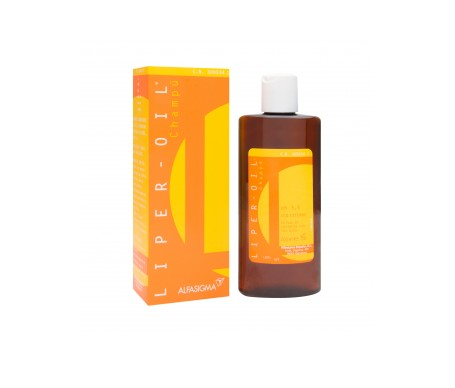Liper Oil champú 200ml