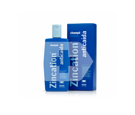 Zincation® champú anticaída 200ml