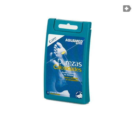 Aquamed Active Care durezas 2uds