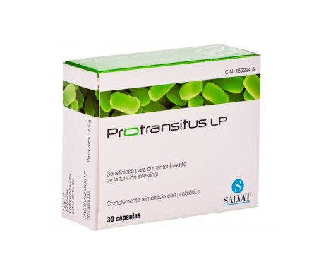 Protransitus LP 30cáps