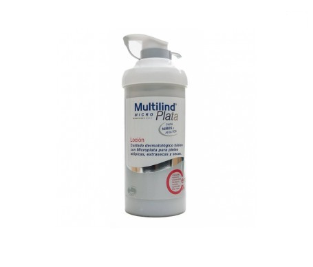 Multilind® microplata loción 500ml