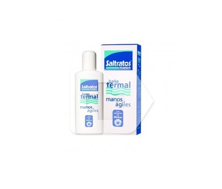Saltratos baño termal mano 200ml
