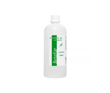 Betafar alcohol de romero 500ml