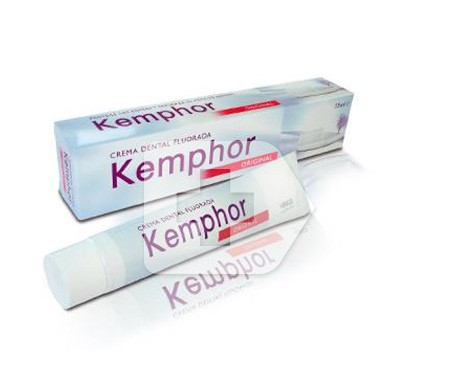 Kemphor crema dental fluorada 50ml